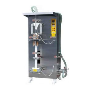 Автомат фасовочно упаковочный для жидкости SJ-2000 (нерж. корпус) Foodatlas