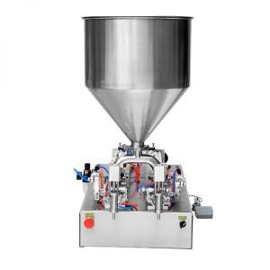 Дозатор поршневой G2WTD (50-500 мл. 2 гол., пастообразный) Foodatlas Pro