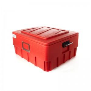 Термоконтейнер H-40L красный Foodatlas