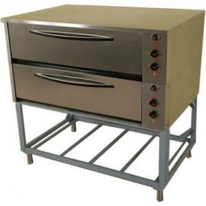 Шкаф жарочно-пекарский ЭШП-2с нержавеющая сталь