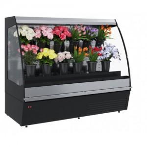 Горка холодильная для цветов Flora F16-08 VM 1,0-2 0020
