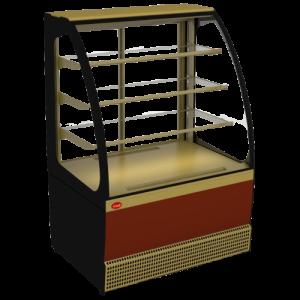 Витрина холодильная кондитерская Veneto VS-0,95 new