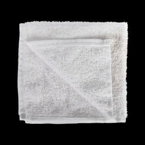 Салфетка махровая белая «Ошибори» хлопок 300х300 мм комплект 10 шт