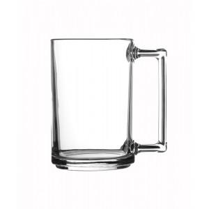 Кружка для чая-кофе 320 мл d=73 мм «Фитнес» [N4717]