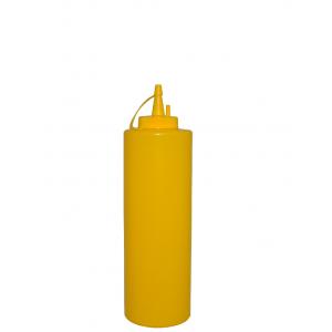Диспенсер для бара желтый (соусник) 375 мл [1740, 32099]