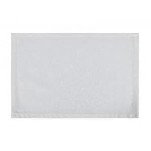 Плейсмет «Ричард ажур» белый 30х45 см