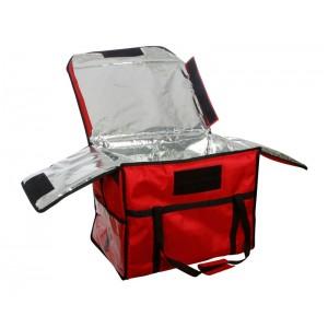 Термосумка для обедов 600х400х450 мм фольгированная