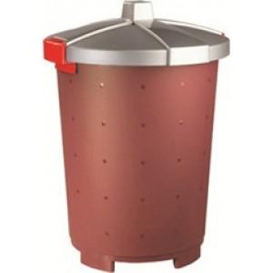 Бак для пищевых продуктов с крышкой 65 л [432106221]