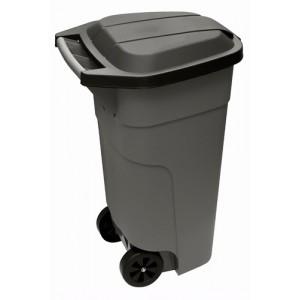 Контейнер для пищевых отходов на колесах 110 л [РТ9957]