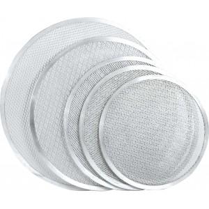 Сетка для пиццы 360 мм алюминиевая [38719, PS14]