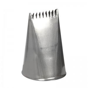 Насадка кондитерская «Лента гофрированная широкая» 30 мм [BХ 9022]