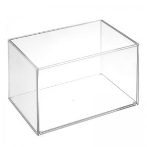 Коробка для чеков двойная стенка 180х120х120 мм [11FB0101]
