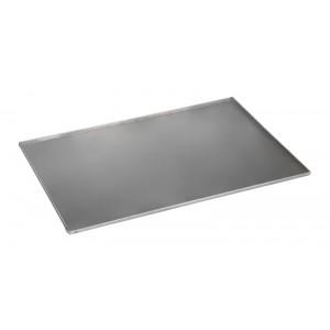 Противень 460х340х10 мм алюминиевый