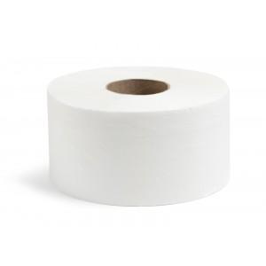 Туалетная бумага 2-слойная 160 м белая [NRB-210213]