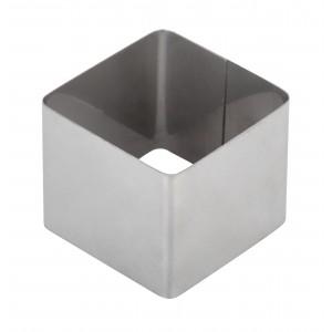 Форма для выпечки/выкладки «Квадрат» Luxstahl 60х60 мм