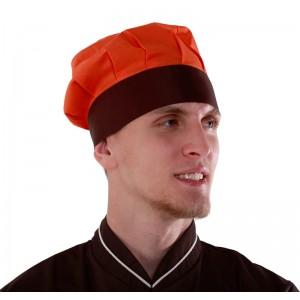 Колпак поварской оранжево-коричневый [036]