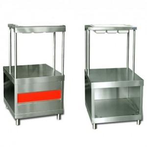 Прилавок столовых приборов и подносов ПСП-70КМ