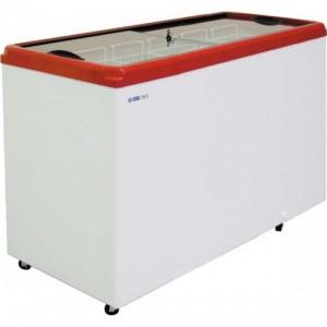 Ларь Италфрост CF 600 F прямое стекло 7 корзин морозильный