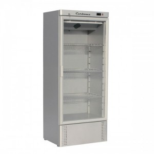 Шкаф Carboma R 560 С стекло холодильный