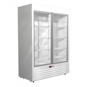 Шкаф холодильный Полюс ШХ-0,8 купе динамическое охлаждение