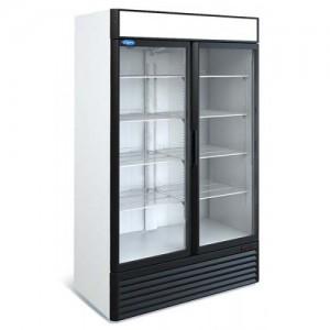 Шкаф холодильный среднетемпературный Капри 1,12 СК купе