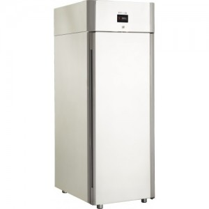 Шкаф Polair CM107-Sm холодильный металлические двери