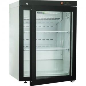 Шкаф Полаир холодильный фармацевтический ШХФ-0,2ДС стеклянная дверь