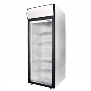 Шкаф Полаир холодильный фармацевтический ШХФ-0,5ДС дверь стекло с опциями