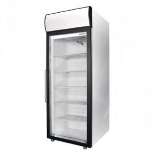 Шкаф Полаир холодильный фармацевтический ШХФ-0,7ДС дверь стекло с опциями