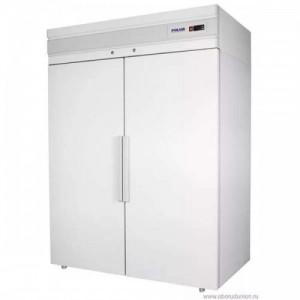Шкаф Полаир холодильный фармацевтический ШХКФ-1,4 металлическая дверь с опциями