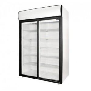 Шкаф Полаир ШХ1,0 холодильный купе DM110Sd-S
