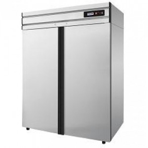 Шкаф Полаир ШХ1,4 холодильный нержавейка CM114-G