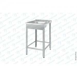 Рукомойник технологический напольный РТНн 500*600 Norma Inox